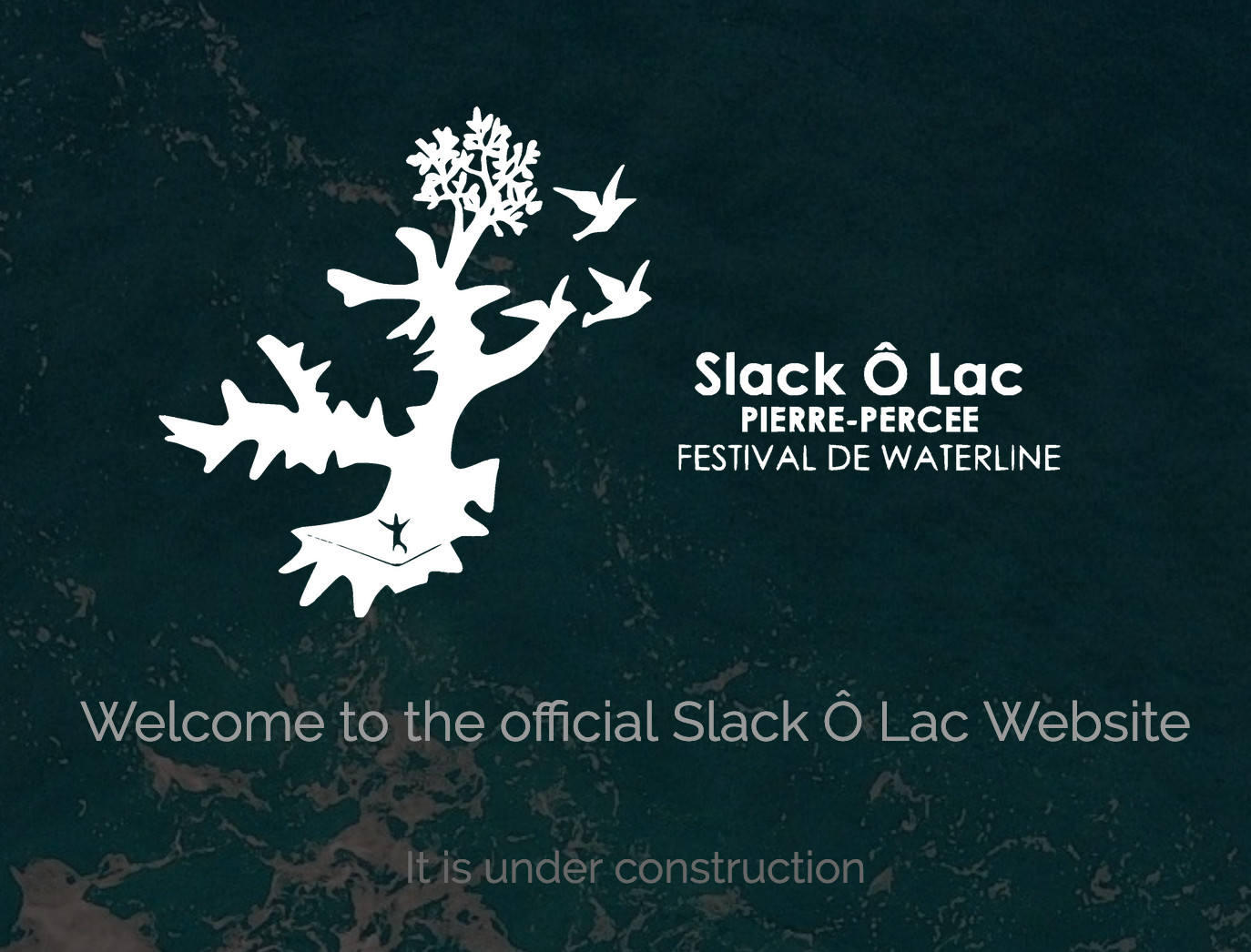 Festival de waterline slackolac